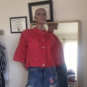 Gap denim jacket/top